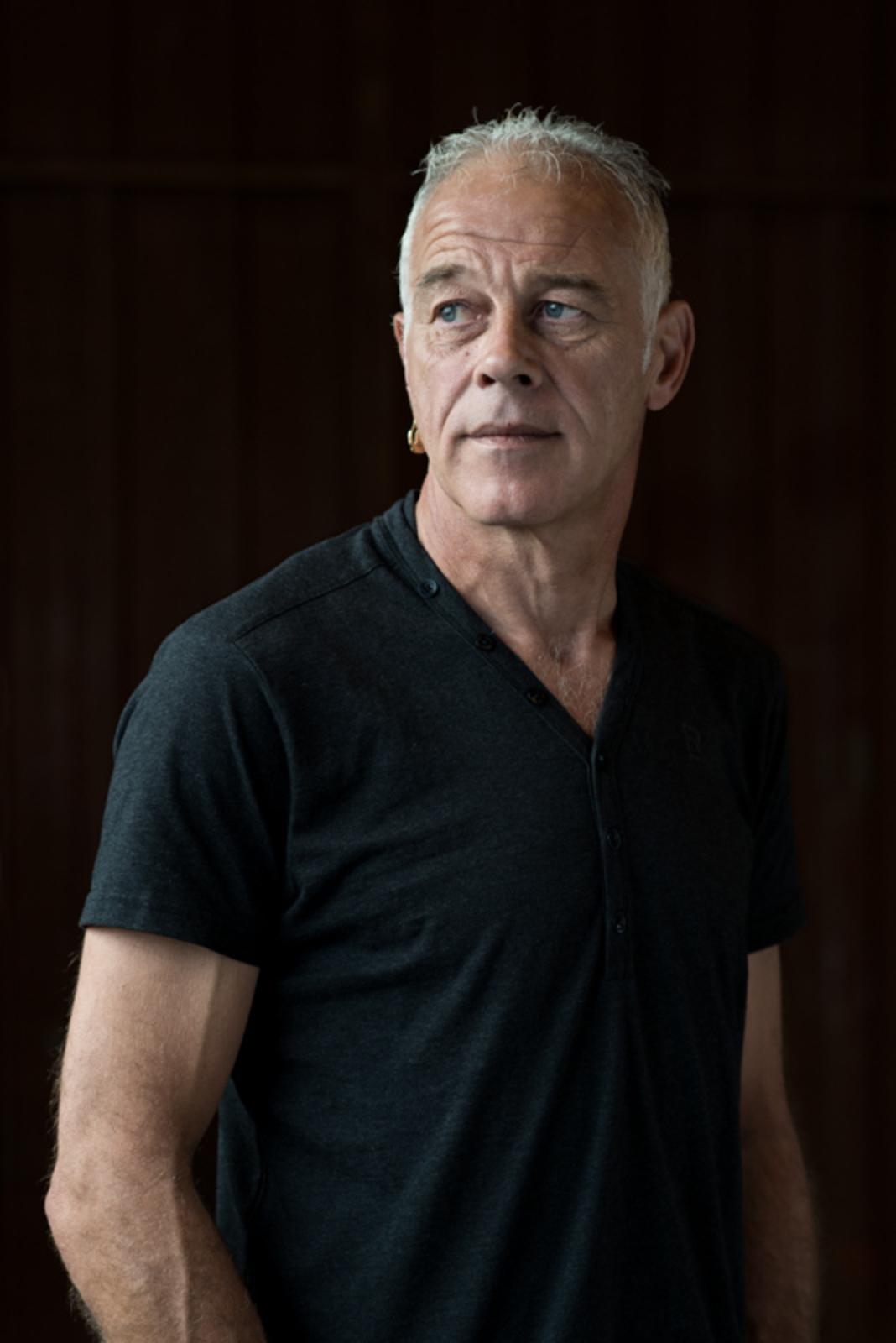 Klaas Brands, uit de serie Mannen van Urk