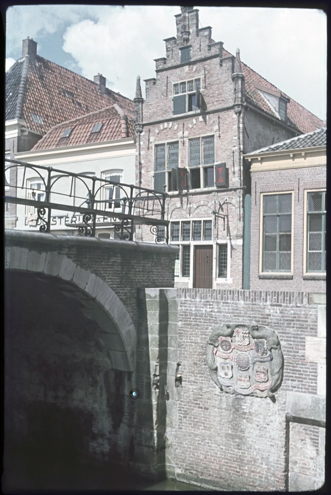 De dam met museum
