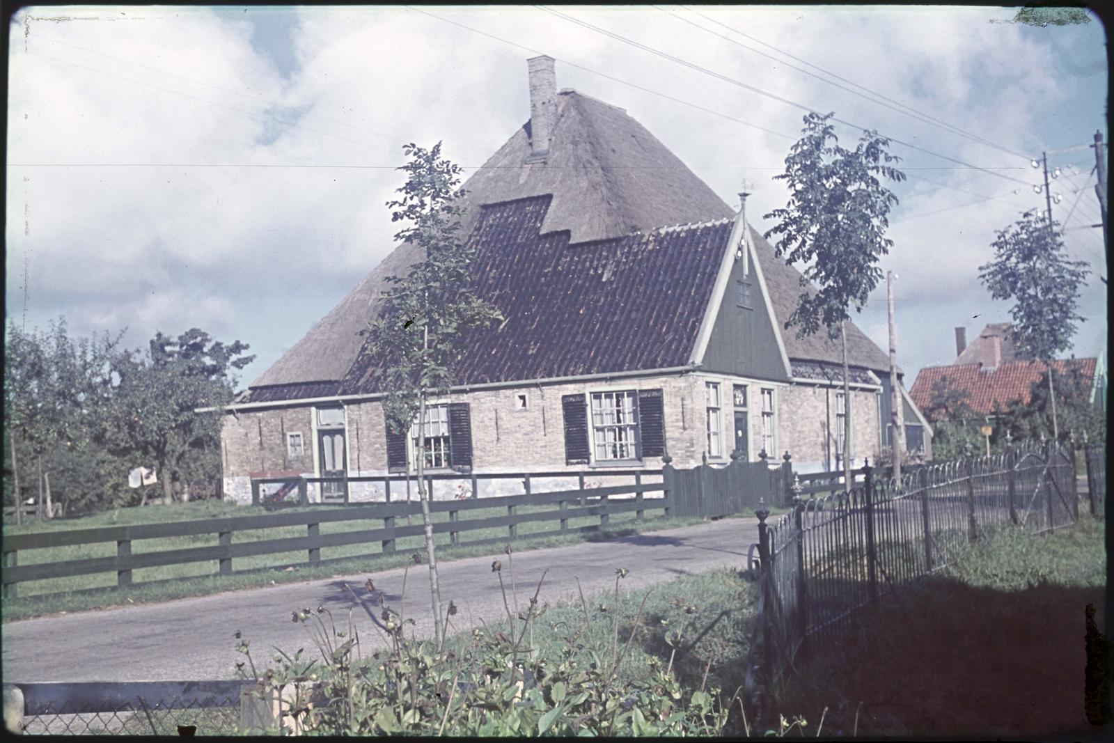 Westfriese stolpboerderij