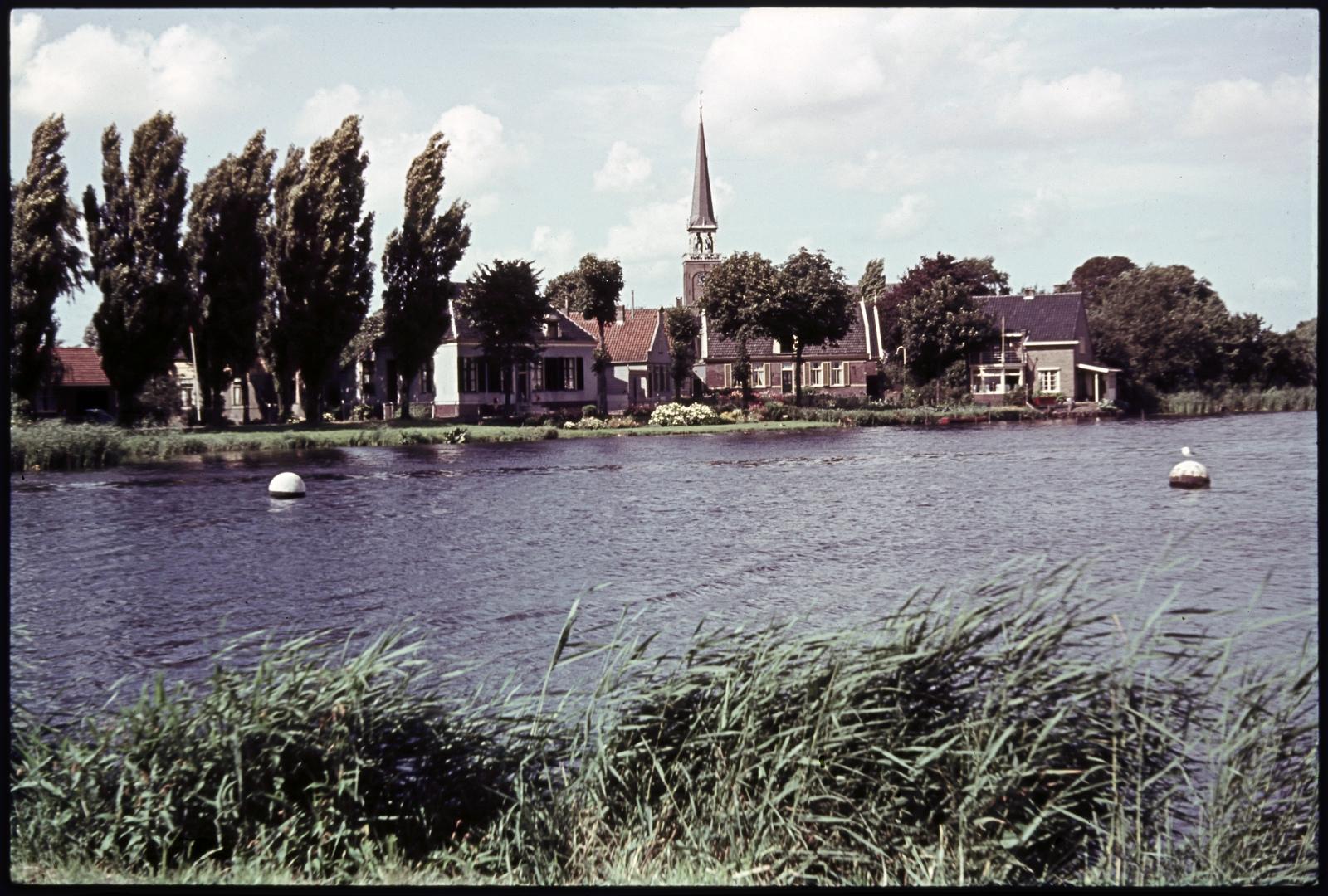 Dorpsgezicht van Broek in Waterland