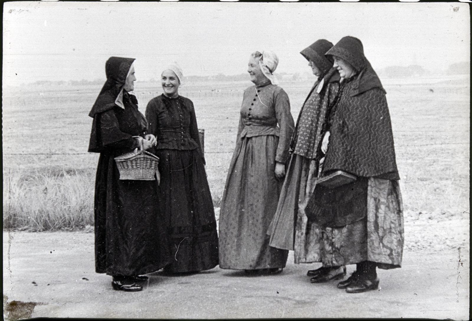 Wieringer begrafenis in de vorige eeuw