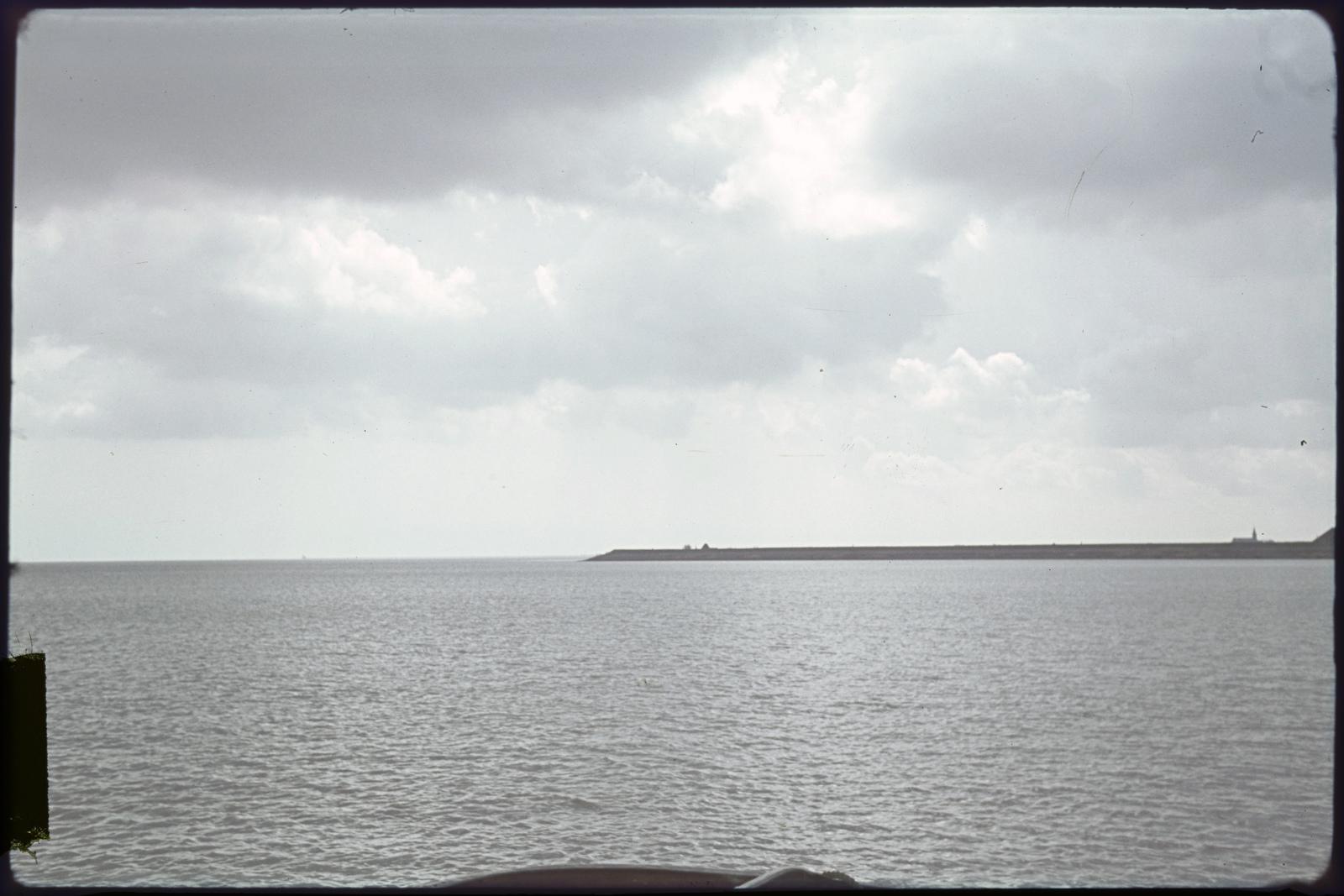 Blik op zee