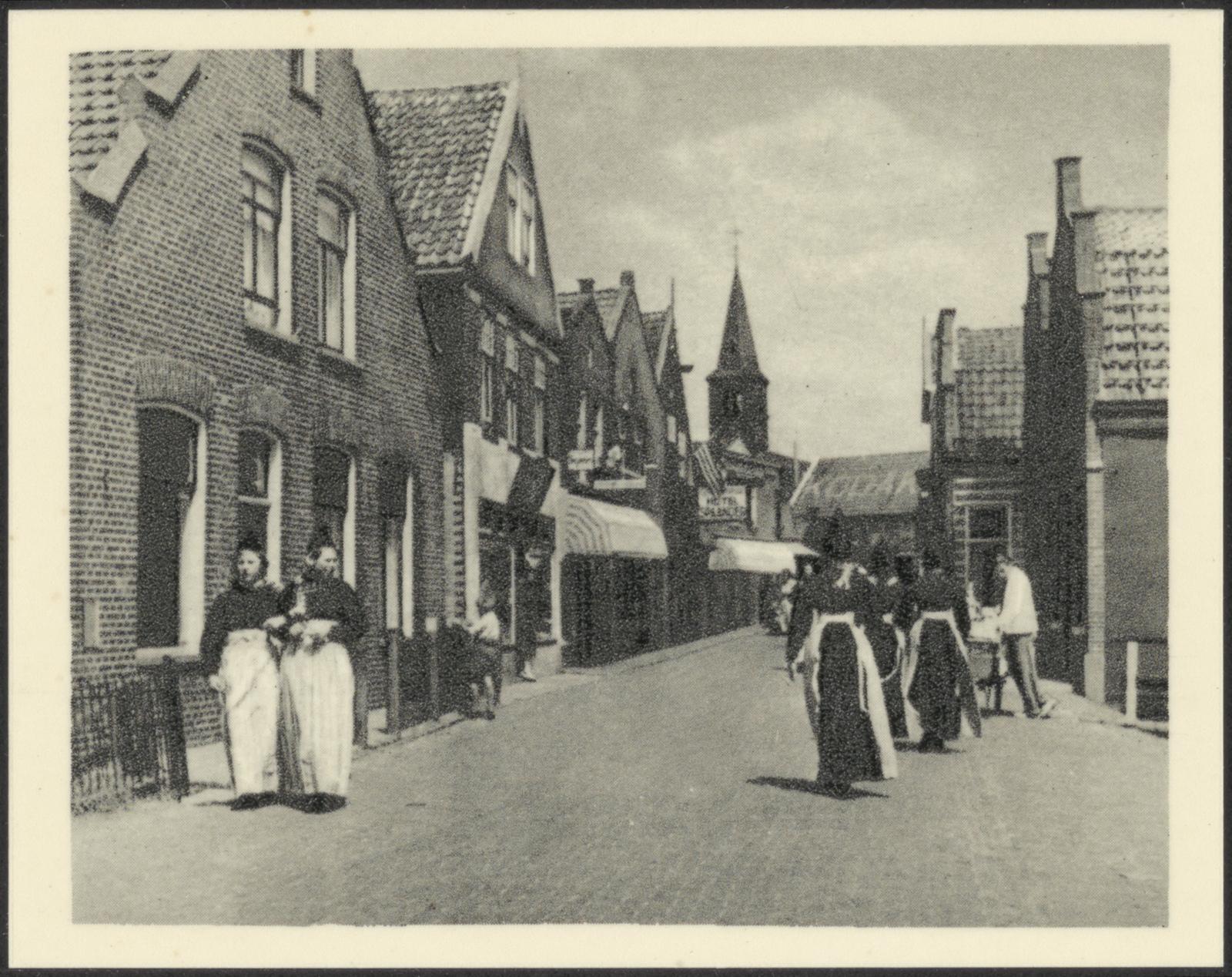 Mapje met foto's van Volendam, serie 2