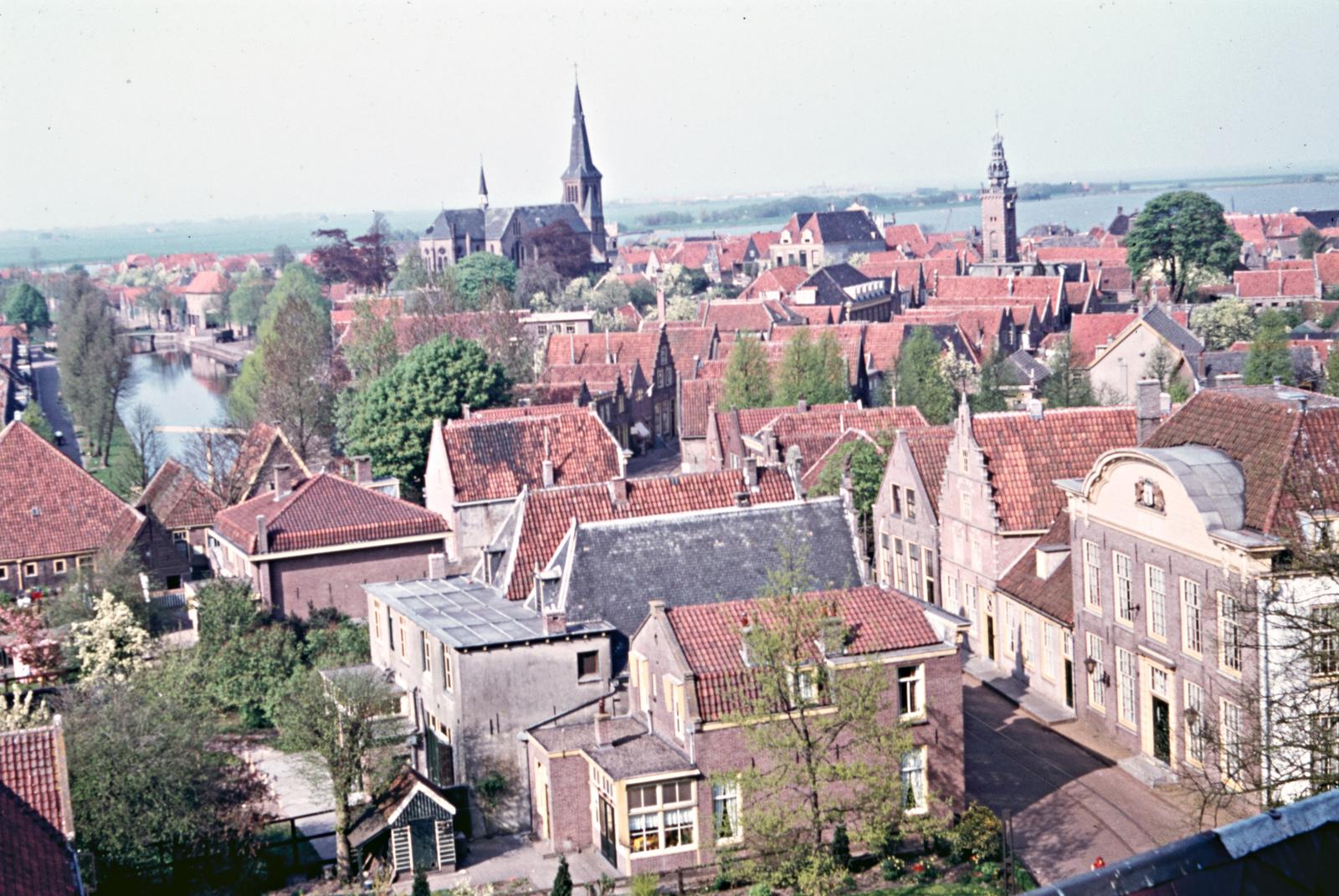 Gezicht van Monnickendam
