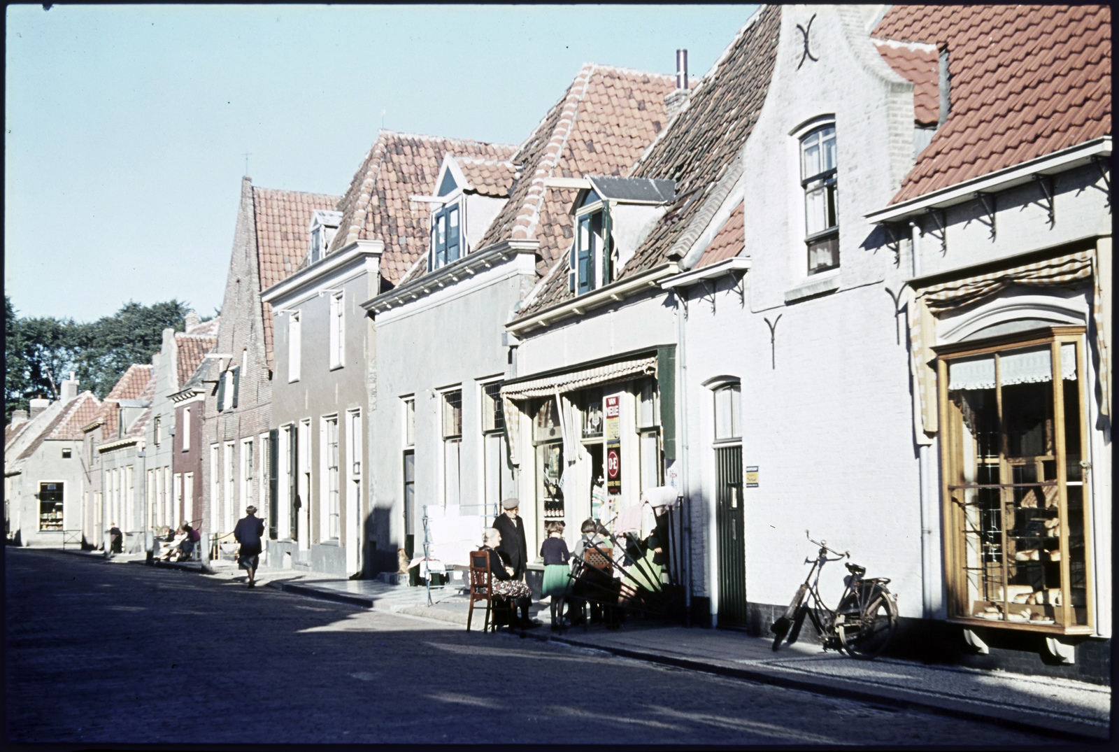 Stadsgezicht van Elburg
