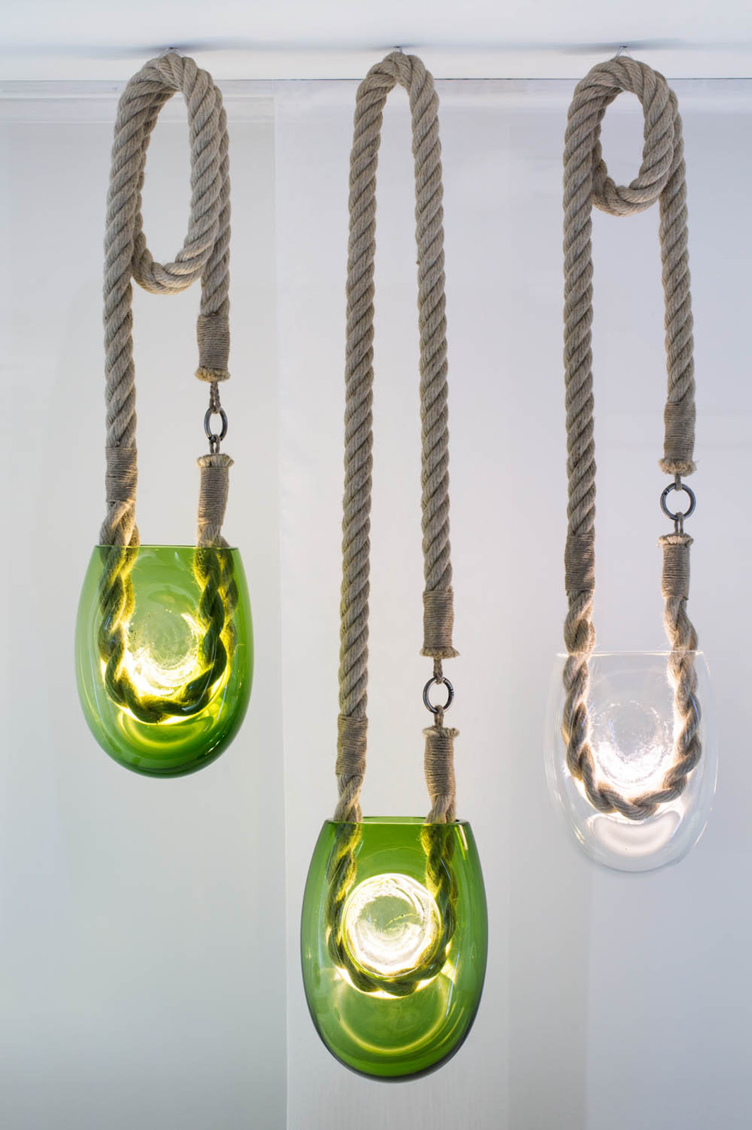 Lamp, Hissa Lantern Dual Land project, 2015