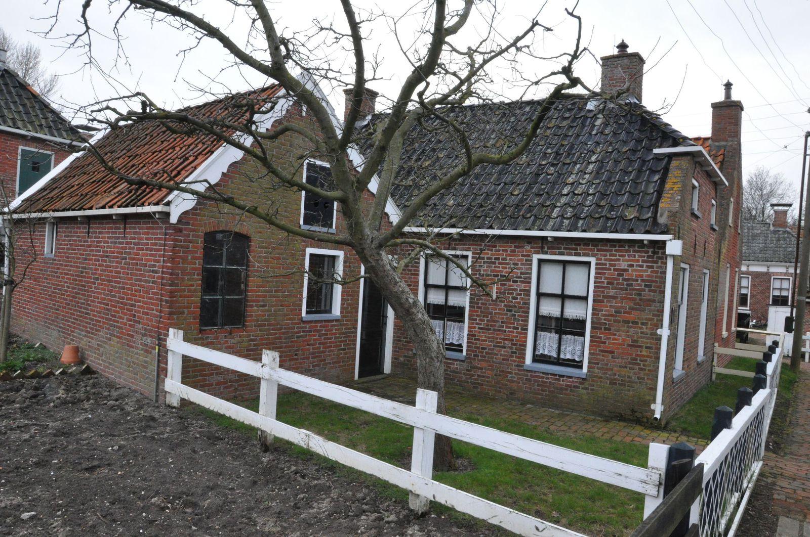 Woonhuis Zoutkamp