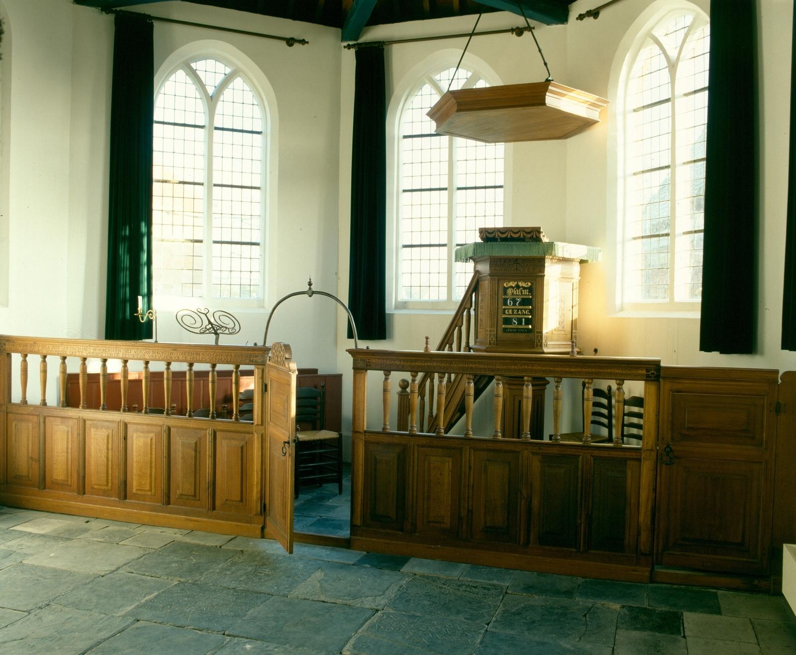 Kapel van Den Oever