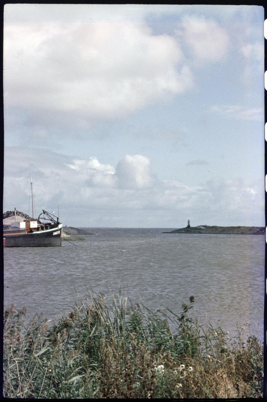 Breezand, IJsselmeer.