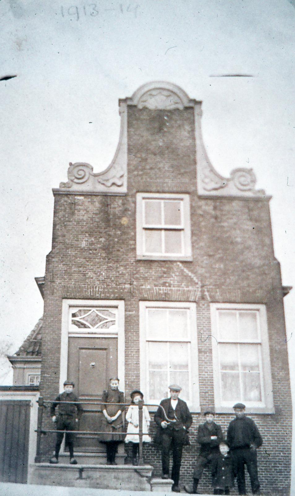 WH-1 Geboortehuis van familie Op 't Land