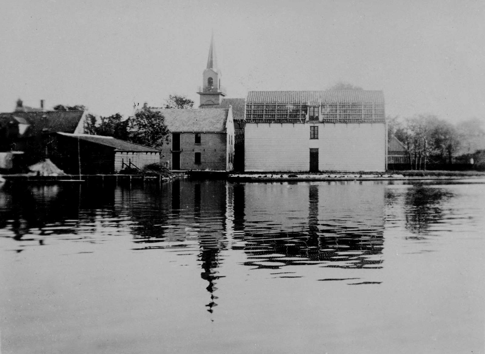 Kaaspakhuis Landsmeer