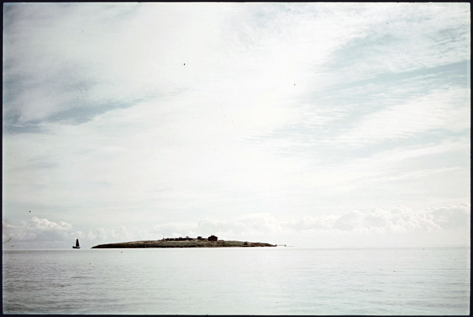 Het eiland Pampus