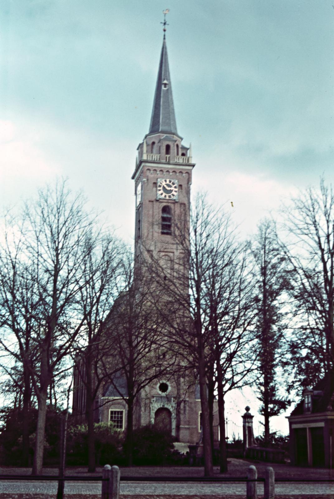 Hervormde kerk in Middenbeemster
