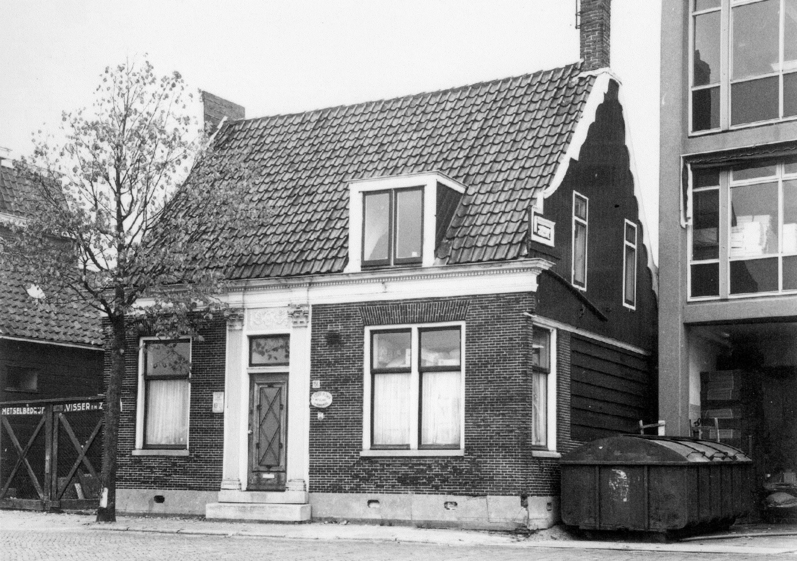 Woonhuis Zaandijk