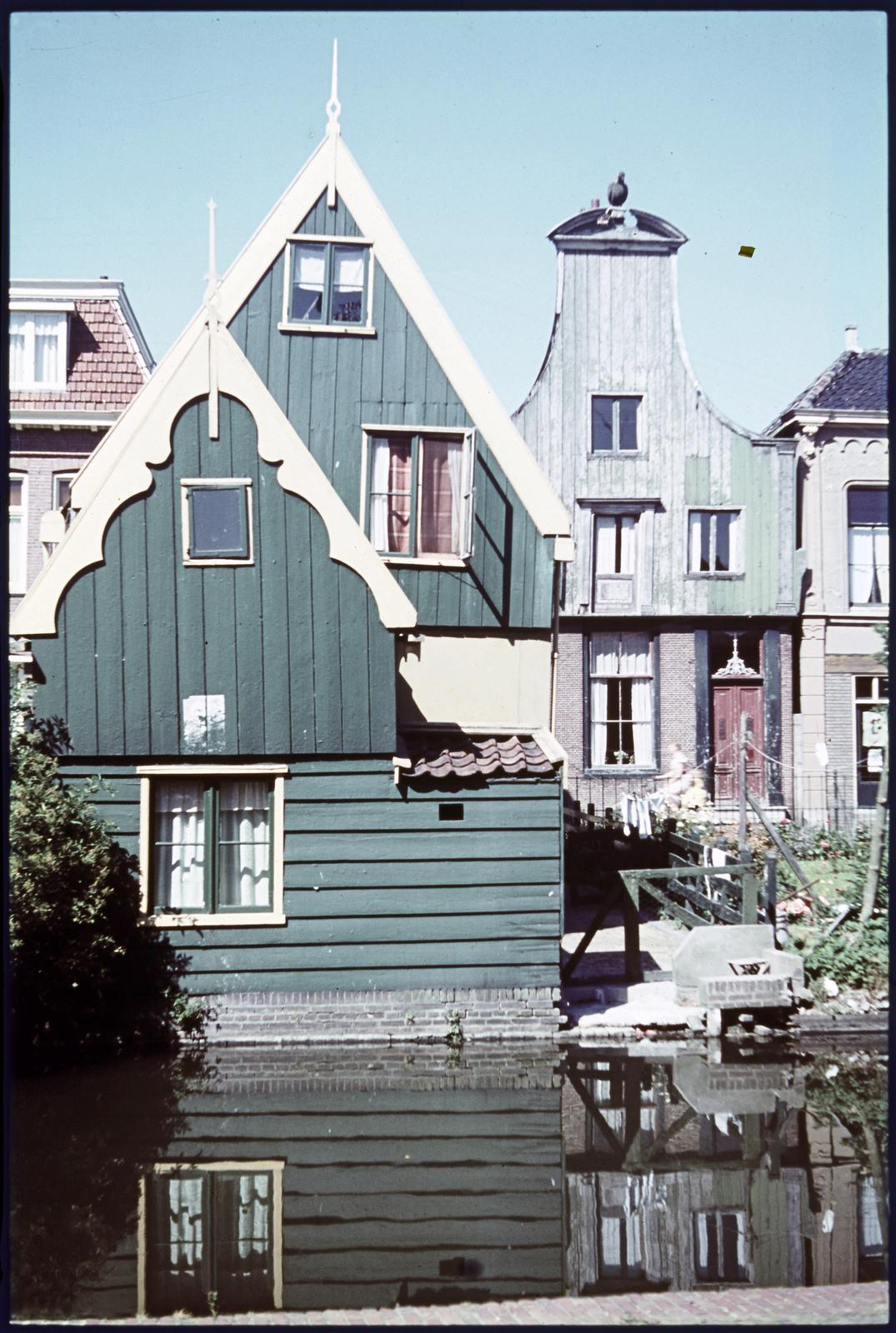Houten Huis in De Rijp