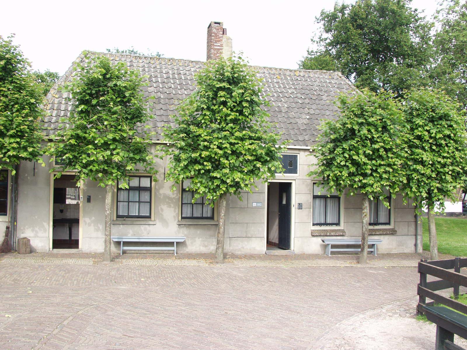 Schokkerhuis