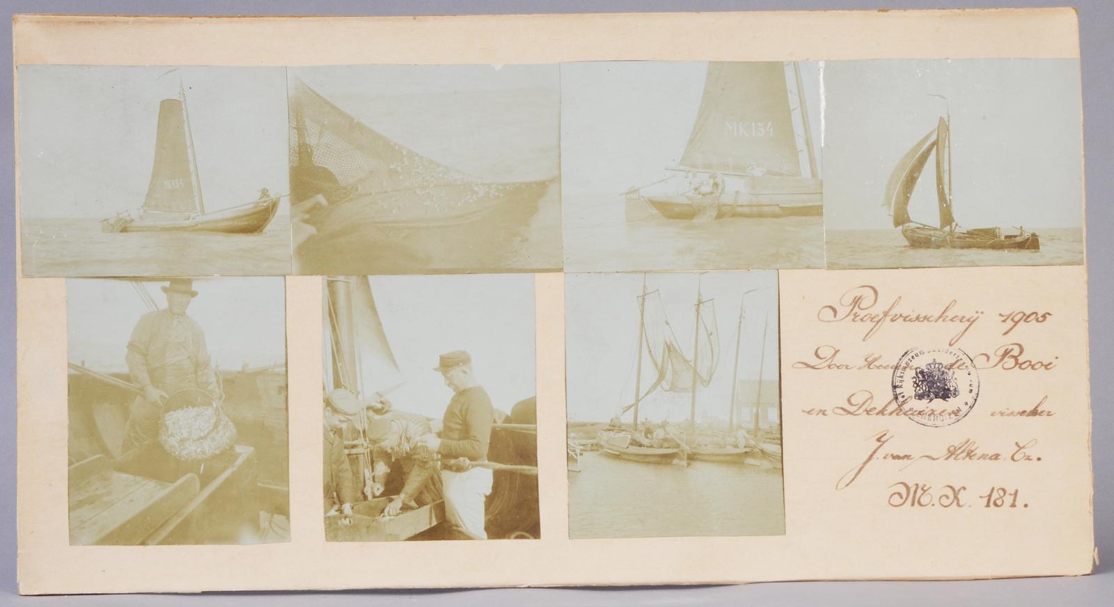 Proefvisscherij 1905