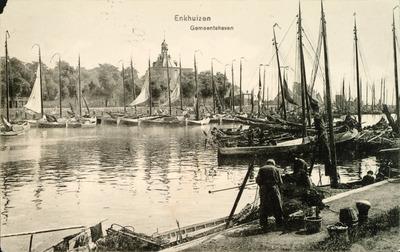 Enkhuizen Gemeentehaven