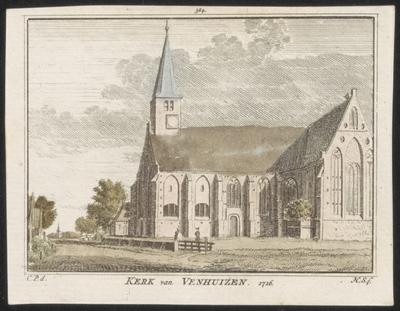 Kerk van Venhuizen 1726