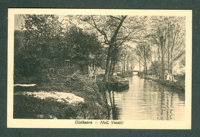 Giethoorn - Holl. Venetië