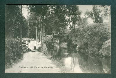 Giethoorn (Hollandsch Venetië)