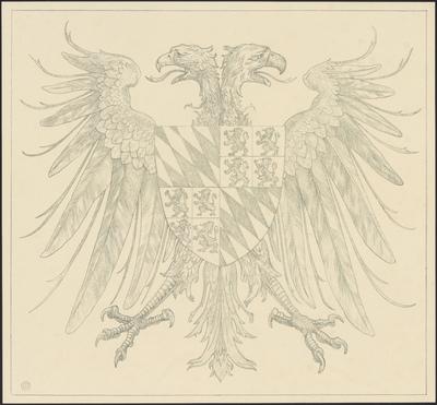 Wapen van hertog Aelbrecht