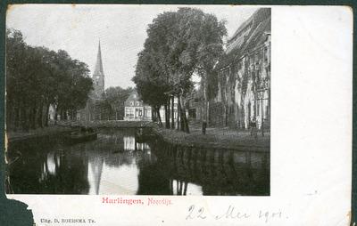 Harlingen, Noordijs.