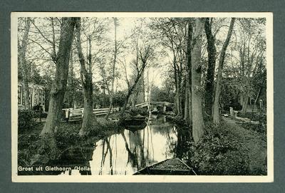 Groet uit Giethoorn (Hollands Venetië)