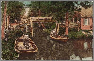 Giethoorn Zuideinde (middelen van vervoer)