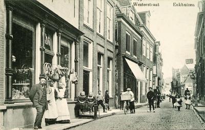 Westerstraat Enkhuizen