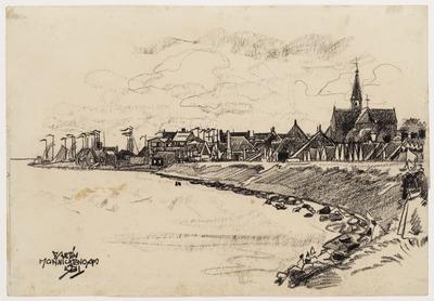 Monnickendam, Martin