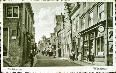 Enkhuizen Westerstraat