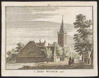 't Dorp Wognum 1726