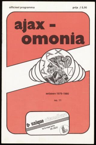 Programmaboekjes (vanaf 1934) 1979-10-24