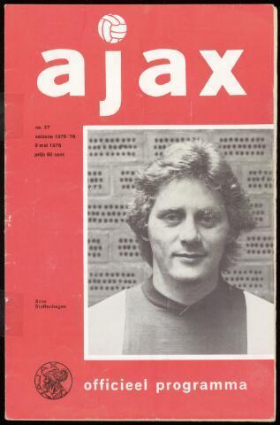Programmaboekjes (vanaf 1934) 1976-05-09