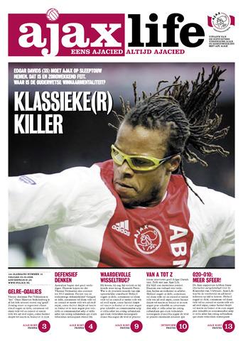 Ajax Life (vanaf 1994) 2008-01-25