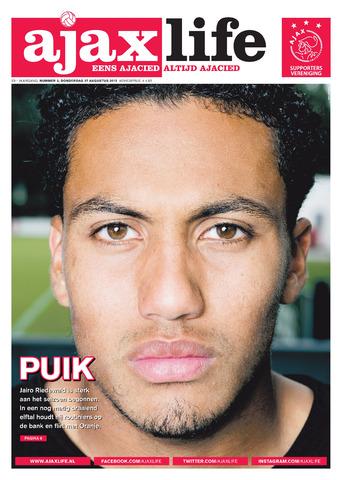 Ajax Life (vanaf 1994) 2015-08-27