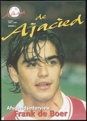 Clubblad De Ajacied (1997-2009) 1999