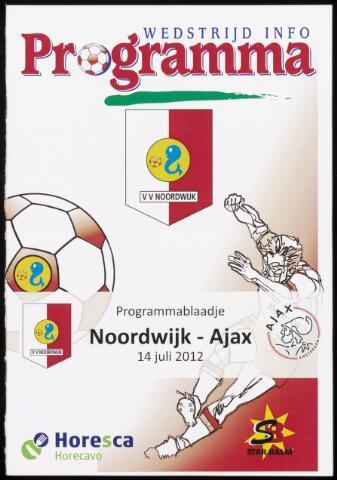 Programmaboekjes (vanaf 1934) 2012-07-14