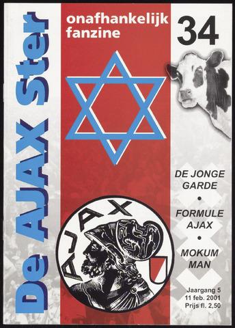 Fanzine De Ajax Ster (1996-2001) 2001-02-11