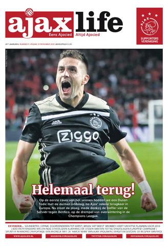 Ajax Life (vanaf 1994) 2018-11-23