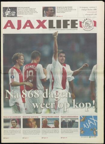 Ajax Life (vanaf 1994) 2006-10-06
