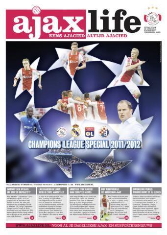 Ajax Life (vanaf 1994) 2011-09-09