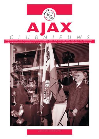 Clubnieuws Ajax (vanaf 1916) 2006-01-01