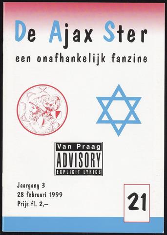 Fanzine De Ajax Ster (1996-2001) 1999-02-28