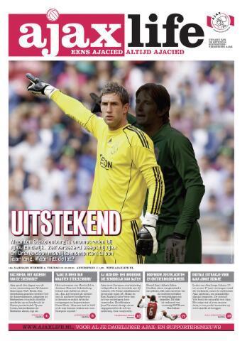 Ajax Life (vanaf 1994) 2010-10-15