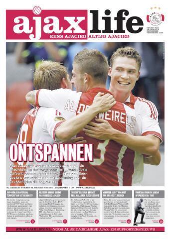 Ajax Life (vanaf 1994) 2011-08-19