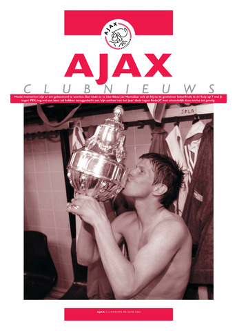 Clubnieuws Ajax (vanaf 1916) 2006-05-01