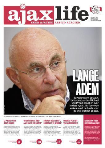 Ajax Life (vanaf 1994) 2009-10-22