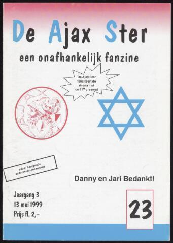 Fanzine De Ajax Ster (1996-2001) 1999-05-13